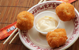 Fried Shrimp Ball